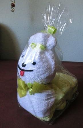 Toalla-regalo oruga, toallas de peluche, toalla de mano animales: Amazon.es: Hogar