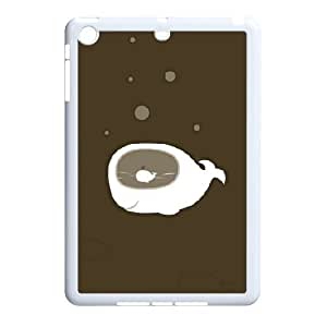 3D Cases For iPad Mini 2D, whale vector 2 Cases For iPad Mini 2D, Tyquin White by ruishername