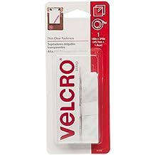 """VELCRO Brand - Sticky Back - 18"""" x 3/4"""" Tape - Clear"""
