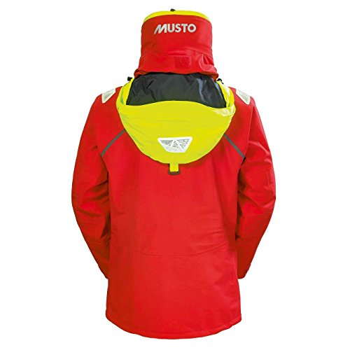 Sm151w3 Musto In Offshore Jacket Mpx Red Womens YCZPq1xaw0