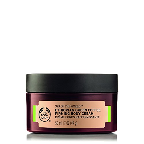 The Body Shop Body Cream, Spa of The World Ethiopian Green C