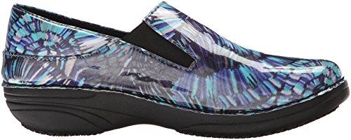 Zapato De Trabajo Ferrara Para Mujer Spring Step Negro / Plumas Múltiples