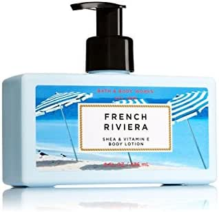 Bath and Body Works French Riviera Body Lotion 8 Ounce 2017