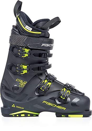 - Fischer Cruzar 100 PBV Ski Boots Mens Sz 11.5 (29.5) Black/Black