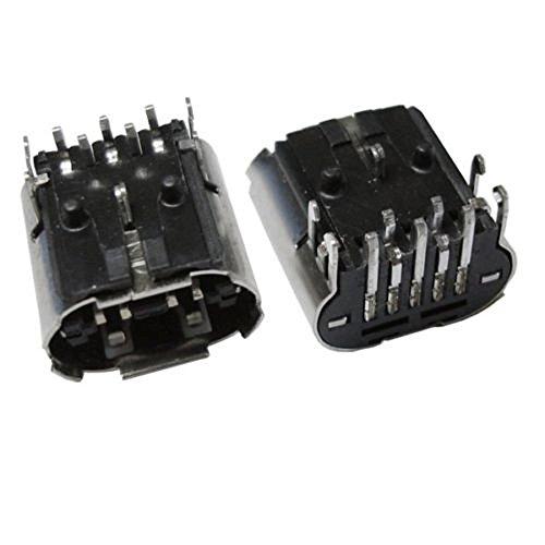 Supply Zv6100 Power - New Ac Dc-in Power Jack Plug Port Input Connector Socket for HP ZV6000 ZD8000 NX9600 ZV6100 ZV6200 ZV6300
