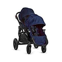Baby Jogger City Select Stroller and Second Seat Combo - Cobalt