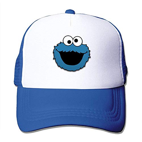(The Muppet Cookie Monster Mesh Adjustable)
