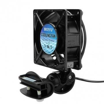 Pakhuis BOYU FS -120 Series Acuario Ventilador para Fish Tank: Amazon.es: Hogar
