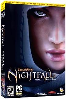 Guild Wars Nightfall (Bonus Pack - Presell     - Amazon com