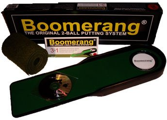 Boomerang: The Original Dynamic Putting System by Boomerang Golf