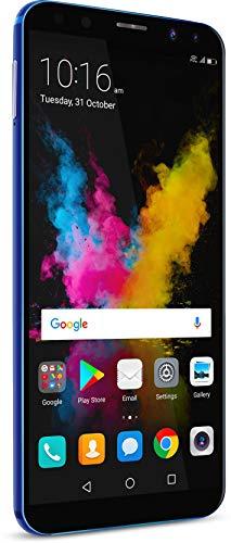 Honor 9i (Aurora Blue, 4GB RAM, 64GB Storage) - Buy Online