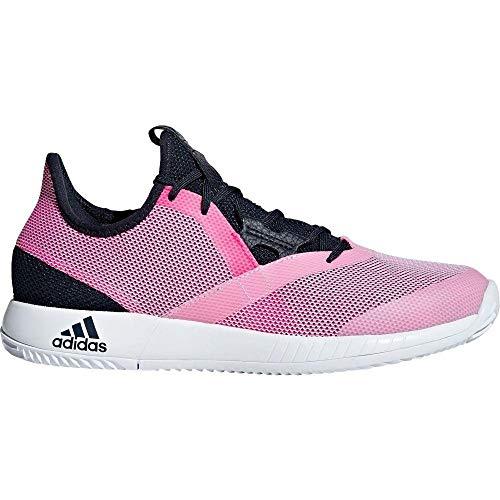 ブロッサム戸惑う読み書きのできない(アディダス) adidas レディース テニス シューズ?靴 adidas Adizero Defiant Bounce Tennis Shoes [並行輸入品]