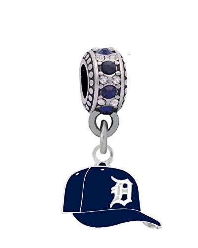 Final Touch Gifts Detroit Tigers Ball Cap Charm