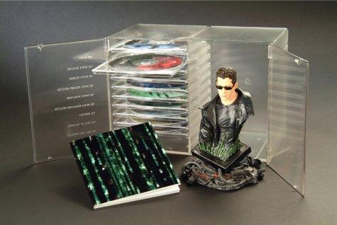 Ultimate Matrix Collection, the [Ltd Edition 10 DVD Box Set] B00030821Q