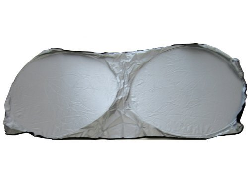 Metallic Auto Sunshade - 6