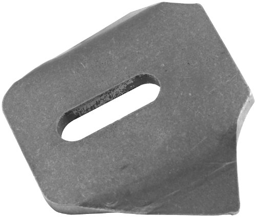 Allstar ALL60015 1-1/2'' Tall 1/8'' Thick 1/4'' x 3/4'' Hole 7/8'' Mild Steel Center Hole Height Body Brace Chassis Tab, (Pack of 4) by Allstar