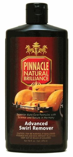 Pinnacle Natural Brilliance PIN-220 Advanced Swirl Remover, 16 fl. oz.