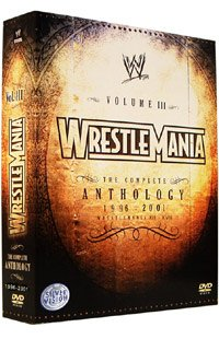 Wwe - Wrestlemania 12 - 17 [Import anglais]