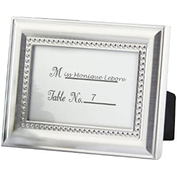 da416a19916 Beautifully Beaded Photo Frame Placeholder As seen in the hit movie 27  Dresses