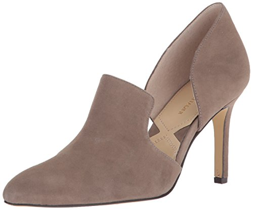 ADRIENNE VITTADINI Footwear Womens nicolo Pump Stucco