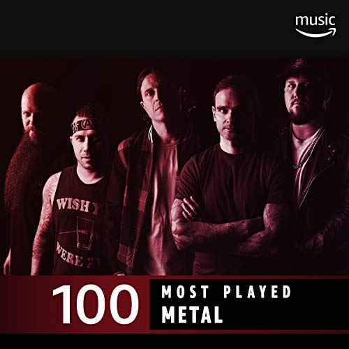 - The Top 100 Most Played: Metal