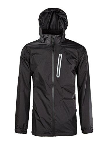Waterproof Hooded Rainwear Jacket Trouser