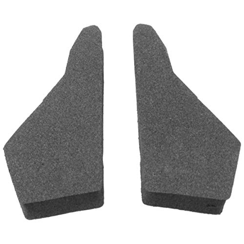 - Steele Rubber Products - Cowl Grill Seal - Sold and Priced as a Pair - 70-1520-54