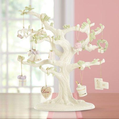 Bridal Set Ornament (Lenox Set of Ornaments for Ornament Tree (Tree Not Included) (Wedding))