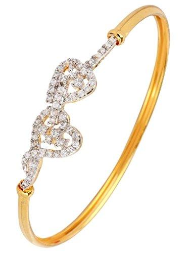the-jewelbox-american-diamond-cz-twin-heart-slim-openable-kada-bangle-bracelet