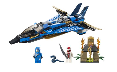 lego ninjago flugzeug