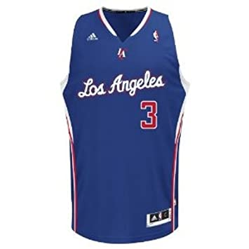 Adidas Chris Paul Los Angeles Clippers NBA Revolution 30 Swingman Jersey – Blue