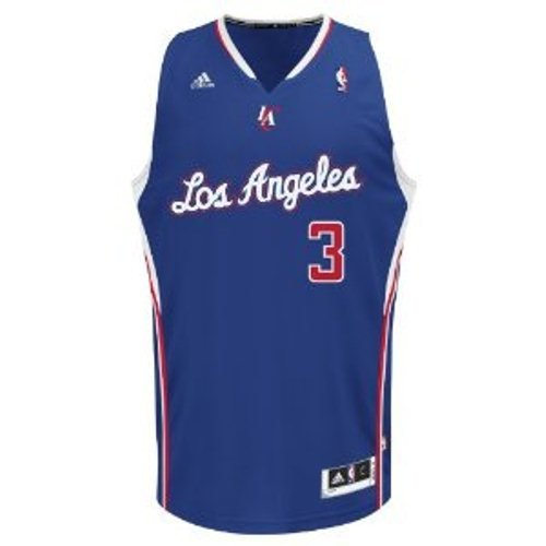 Adidas Chris Paul Los Angeles Clippers NBA Revolution 30 Swingman Jersey - Blue: Amazon.es: Zapatos y complementos