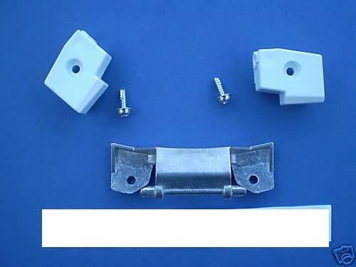 BOSCH tumble dryer door hinge spares parts