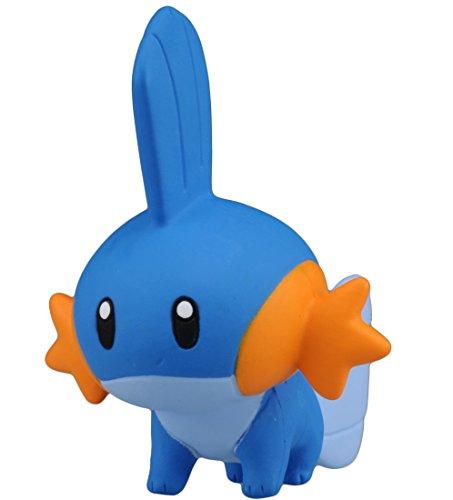 "Takaratomy Official Pokemon X and Y MC-058 2"" Mudkip Action Figure"