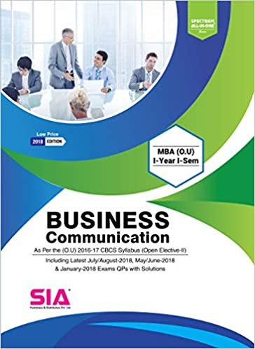 Business Communication Book For Mba