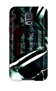 New Galaxy S5 Case Cover Casing(anime D Gray Man Psp) BY icecream design