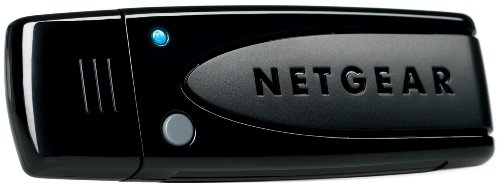 Netgear WiFi USB Adapter N600 802.11n Dual Band Plug & Play