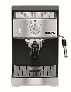 krups xp5220 pump espresso machine with krups. Black Bedroom Furniture Sets. Home Design Ideas
