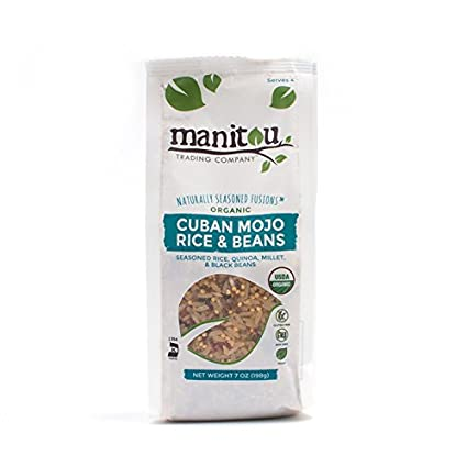 Manitou Trading Company - Estuche de arroz y frijoles de ...
