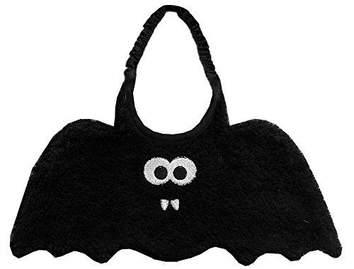 Zigozago - Baby Bib BAT - HALLOWEEN - Tie: Elastic - One -