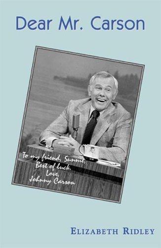 Download Dear Mr. Carson ebook