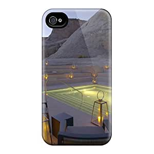 New Style Tpu 4/4s Protective Case Cover/ Iphone Case - Swim