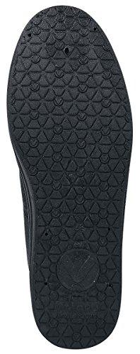 Mujer Terciopelo Zapatillas Negro Basket Victoria 10 para Negro qIAE5qw