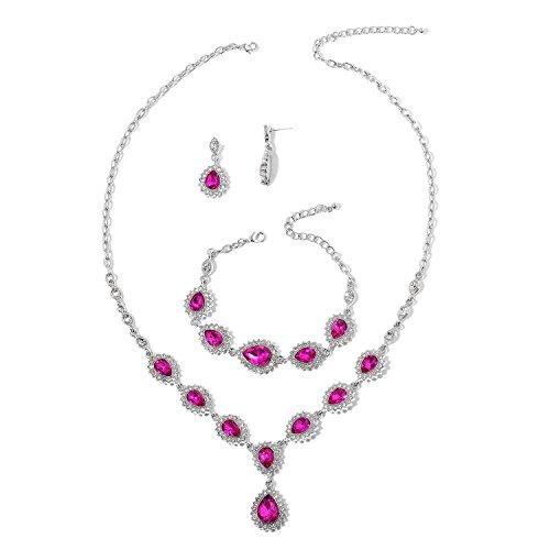 Shop LC Delivering Joy Platinum Plated Bracelet 7.5