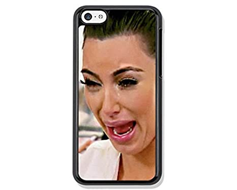 premium selection d60d8 49fdf Kim Kardashian Crying Protective Hard Phone Case For iPhone 6 (4.7 ...
