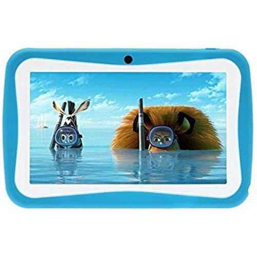 7 Inch Android Tablet Pc for Kids, Android 4.2 Kitkat Os, Dual Core, Rk3026 Cortex A8 Cpu, Dual Cameras, 5 Point Coupons