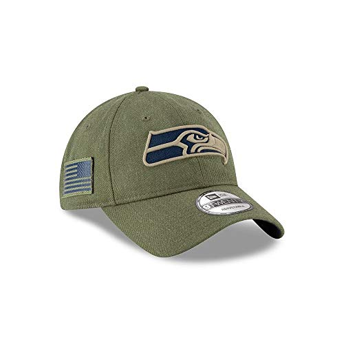 9a53212034ce7 Seattle Seahawks Salute to Service. New Era Mens NFL 2018 ...