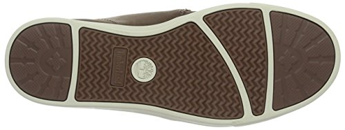 Timberland Men's Newmarket Fulk Low Profile Chukka Brown (Gaucho) V60aNAg
