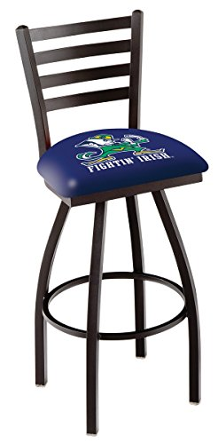 Holland Bar Stool L014 Notre Dame (Leprechaun) Swivel Counter Stool, 25