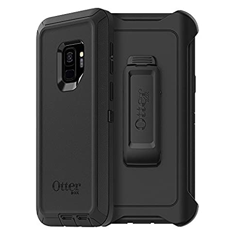 OtterBox DEFENDER SERIES Case for Samsung Galaxy S9 (SCREEN PROTECTOR NOT INCLUDED) - 41YXKpm2YDL - OtterBox DEFENDER SERIES Case for Samsung Galaxy S9 (SCREEN PROTECTOR NOT INCLUDED)